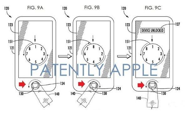 苹果iPhone或能用上图案解锁
