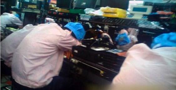 BBC卧底苹果中国代工厂:待遇极差