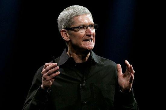 """苹果公司回应BBC指控库克""""深感愤怒"""""""