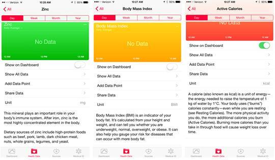 iOS 8.2或将重新具备血糖监测功能
