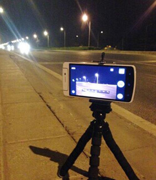 教你用手机在夜间拍出好照片