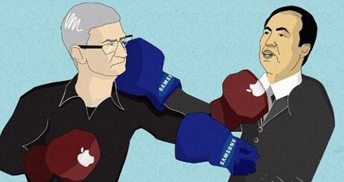 苹果三星专利恩怨情仇何时了