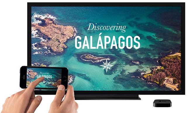 iPhone和iPad或将成为Apple TV 的屏幕?