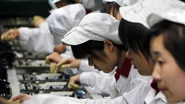 中国出口数据表明iPhone 6生产速度加快