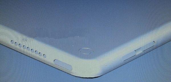 苹果iPad Pro谍照传出 配双扬声孔