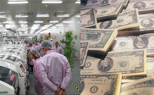 揭秘手机代工厂:一部手机赚2分钱