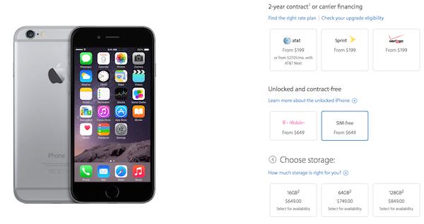 美版无锁iPhone发售对咱有啥好处