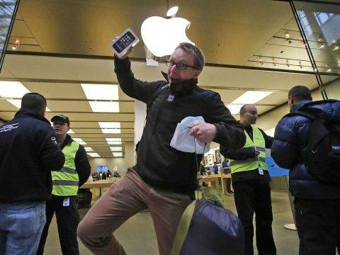 中国已成苹果iPhone最大销售市场