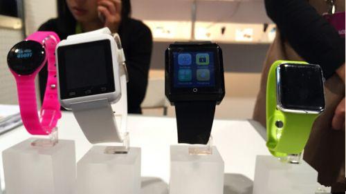 多款国产智能手表亮相CES遭英媒狠批:纯抄苹果