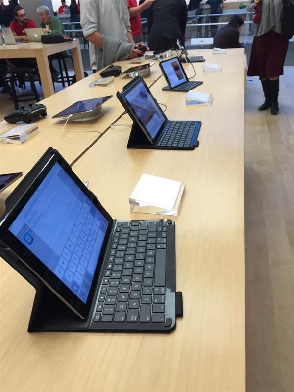为了这些12寸iPad必须有