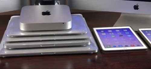 真爱粉炫富:苹果产品全套入手
