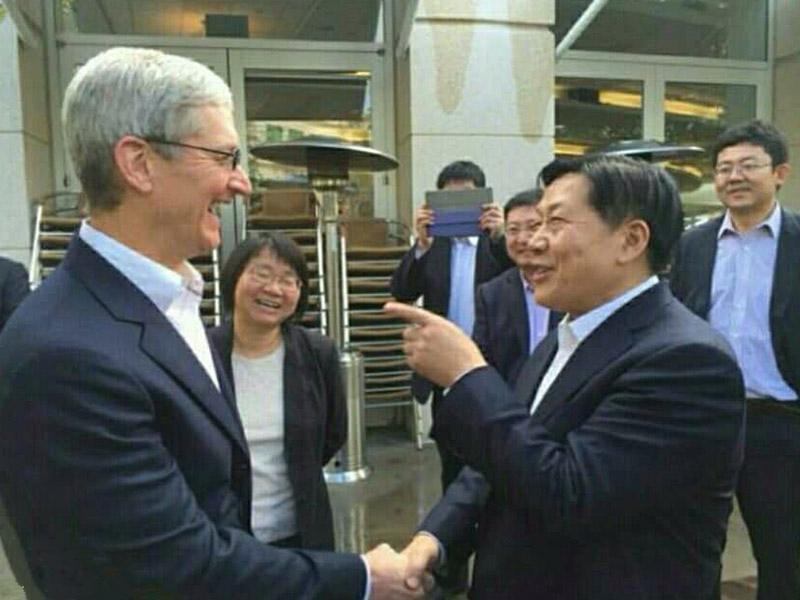 苹果表态:愿意接受中方网络安全审查