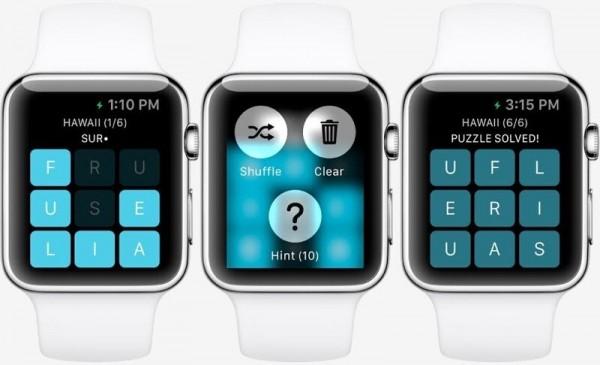 Apple Watch上玩游戏?游戏商坐不住了