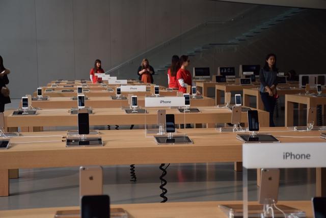 苹果杭州店开业在即 店内抢先预览