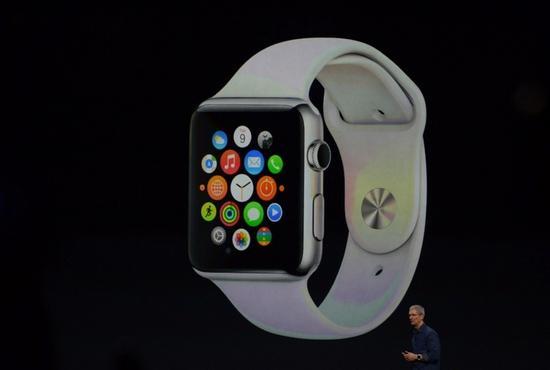 传Apple Watch电量仅可维持2.5小时