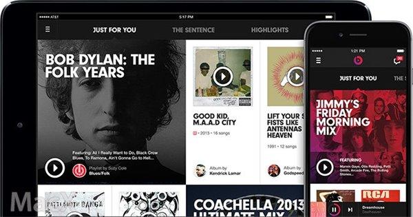 苹果Beats音乐遭起诉