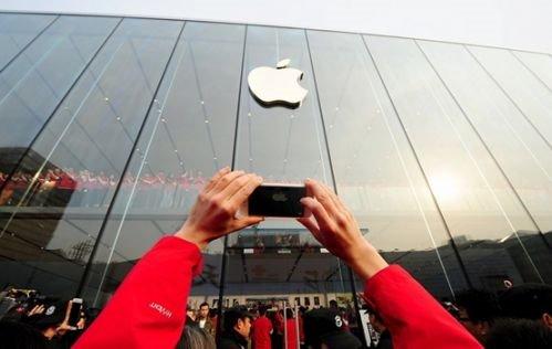 亚洲最大苹果旗舰店为何选址杭州