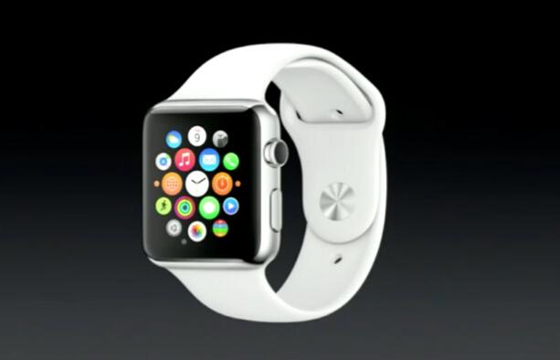 库克宣布Apple Watch将于4月上市