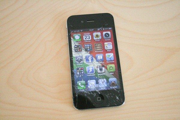 以后iPhone或能自我检测是否被摔