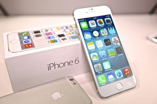 水客走私29部iPhone6被查 还都是假的