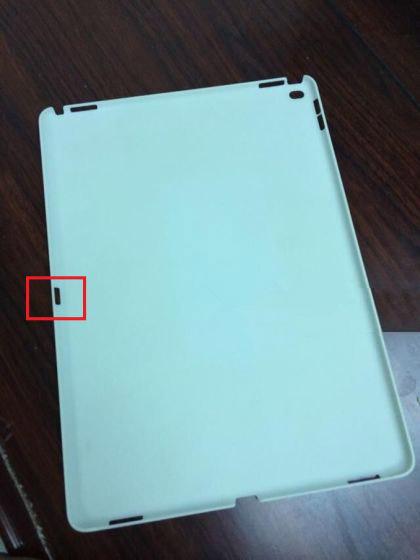 疑似iPad Pro曝光 多扬声器两个接口