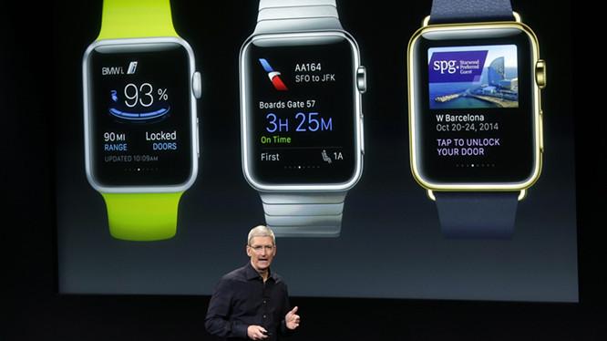 Apple Watch应用将在2月中旬推出