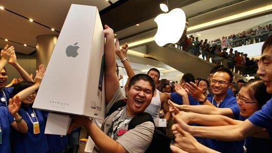 苹果为什么能在中国取得成功?