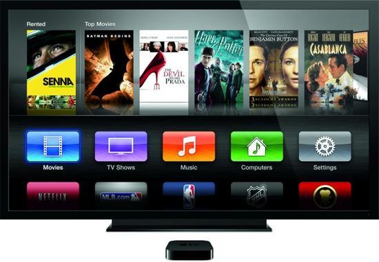 传苹果计划开发自有网络电视服务
