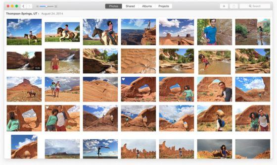 """Mac系统推出""""照片""""应用:iPhoto被取代"""