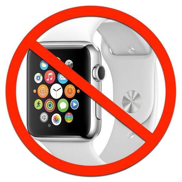 "Apple Watch让学校感""威胁"" 考生禁用"