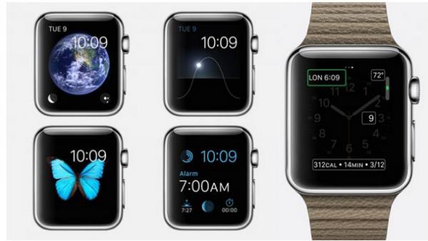 Apple Watch有多个性?34种设计