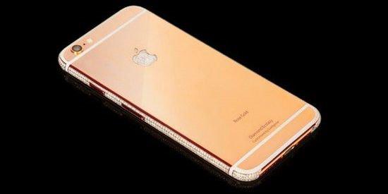 超奢华版iPhone6,售价两千万!