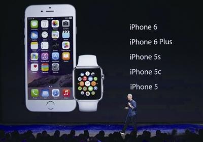 苹果CEO库克:从不担心中国手机厂商威胁