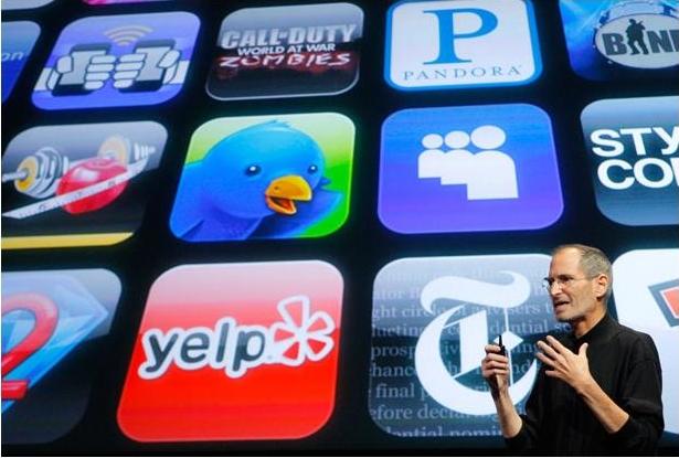 苹果将App最大容量限制从2GB增加至 4GB