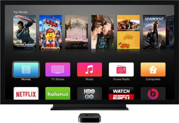 苹果今秋可能发新版Apple TV机顶盒
