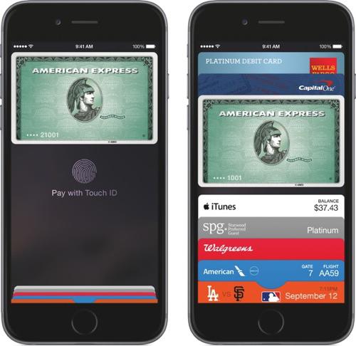 美联邦政府将采用Apple Pay服务