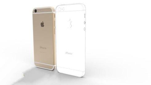 苹果iPhone6s最新概念设计:有迷你版