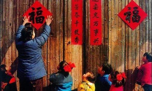 春节还是被手机改变了