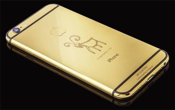 庆贺中国年,奢华版iPhone6来袭