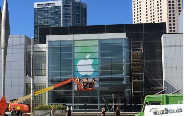 苹果发布会芳草地艺术中心抢先看