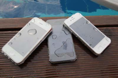 苹果琢磨出iPhone新型防水专利