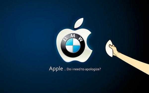 苹果要和宝马共同开发汽车了?