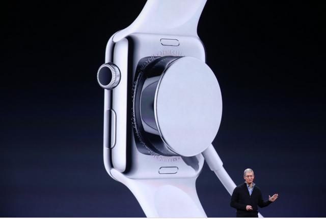 苹果证实Apple Watch电池可更换