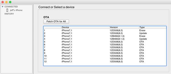 iOS8降级工具重做,降级再现希望