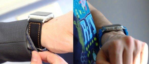 Apple Watch未上市,配件先火