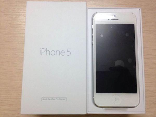 如何辨别苹果iPhone官翻机