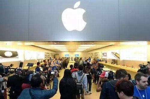 为什么满大街都是苹果iPhone