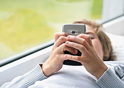 你每天手机拿着都在干些啥