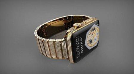 买黄金版Apple Watch,享VIP服务呦