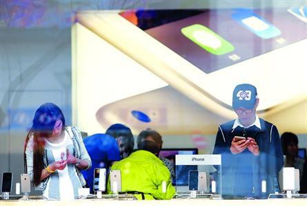 苹果回收iPhone价太低 还没黄牛大方